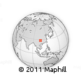 Outline Map of Renhuai