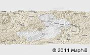 Classic Style Panoramic Map of Renhuai