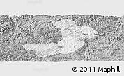 Gray Panoramic Map of Renhuai