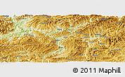 Physical Panoramic Map of Renhuai