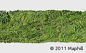 Satellite Panoramic Map of Renhuai