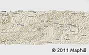Shaded Relief Panoramic Map of Renhuai