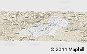 Classic Style Panoramic Map of Xingren