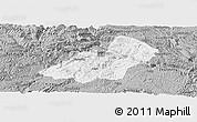 Gray Panoramic Map of Xingren