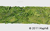 Satellite Panoramic Map of Xingren