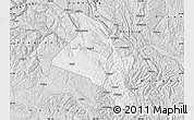 Silver Style Map of Zhenfeng