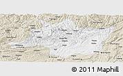 Classic Style Panoramic Map of Zunyi