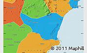 Political Map of Changli