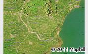 Satellite Map of Changli