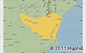 Savanna Style Map of Changli