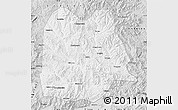 Silver Style Map of Chicheng