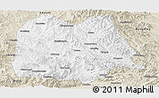 Classic Style Panoramic Map of Chicheng