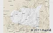 Classic Style Map of Chongli