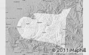 Gray Map of Chongli