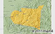 Savanna Style Map of Chongli