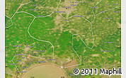 Satellite Map of Fengnan