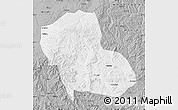 Gray Map of Fengning