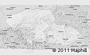 Silver Style Panoramic Map of Fengning