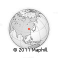 Outline Map of Huailai