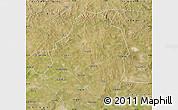Satellite Map of Kangbao