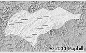 Gray Map of Kuancheng