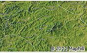 Satellite Map of Kuancheng