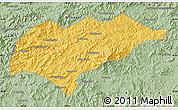 Savanna Style Map of Kuancheng