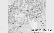 Silver Style Map of Laishui