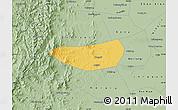 Savanna Style Map of Lincheng