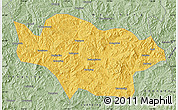 Savanna Style Map of Longhua