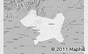 Gray Map of Luan Xian