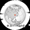 Outline Map of Luan Xian