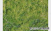 Satellite Map of Luanping