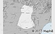 Gray Map of Lulong Xian