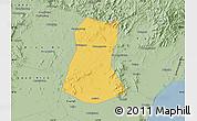 Savanna Style Map of Lulong Xian