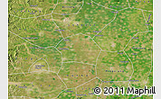 Satellite Map of Ren Xian