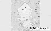 Silver Style Map of Shangyi