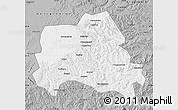 Gray Map of Weichang