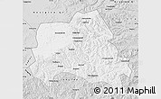 Silver Style Map of Weichang
