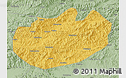 Savanna Style Map of Xinglong