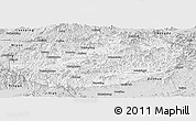 Silver Style Panoramic Map of Xinglong
