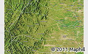 Satellite Map of Xingtai