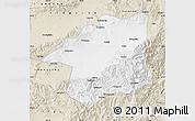 Classic Style Map of Yu Xian