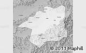 Gray Map of Yu Xian