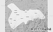 Gray Map of Zhangbei