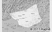 Gray Map of Zunhua