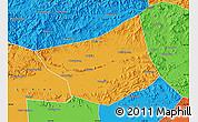 Political Map of Zunhua