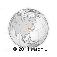 Outline Map of Zunhua