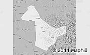 Gray Map of Acheng