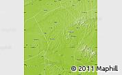 Physical Map of Bayan
